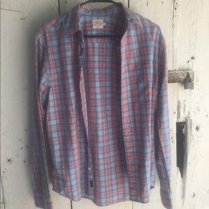 Faherty Plaid Shirt